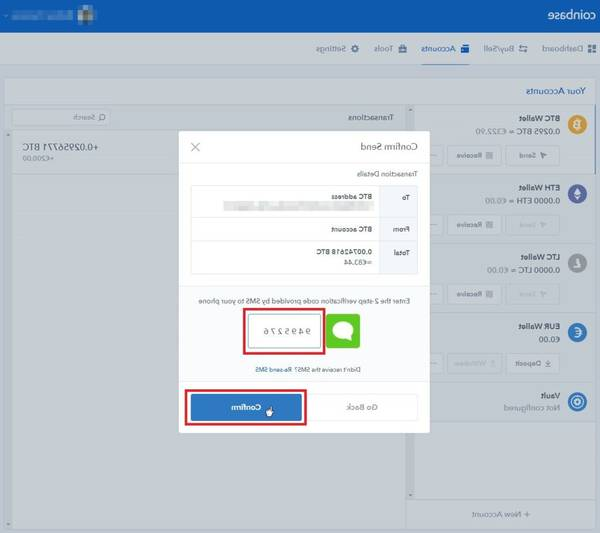 Comment créer un compte Coinbase ?
