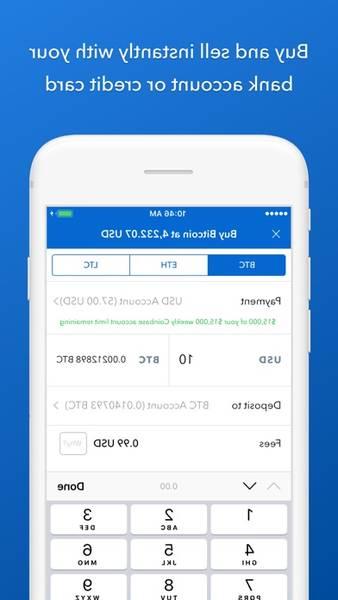 Comment payer en Bitcoin avec Coinbase ?