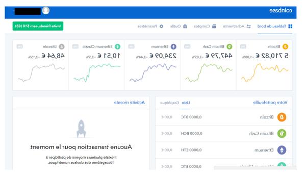 Comment acheter sur Coinbase ?