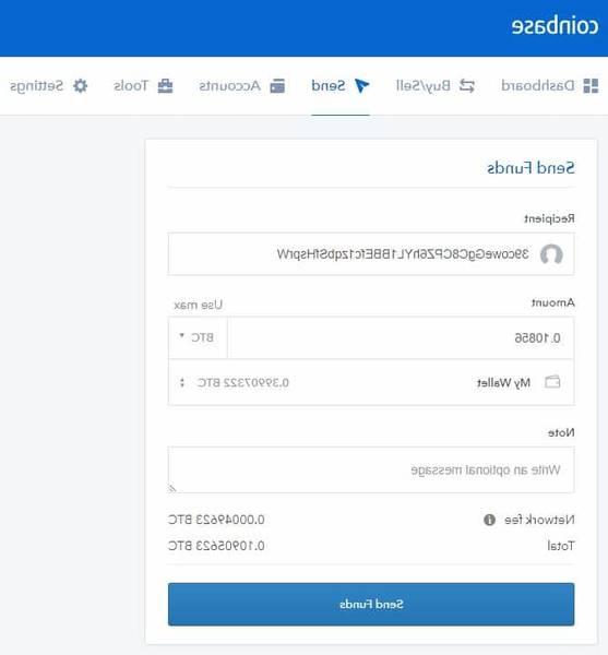 Comment payer avec Coinbase ?