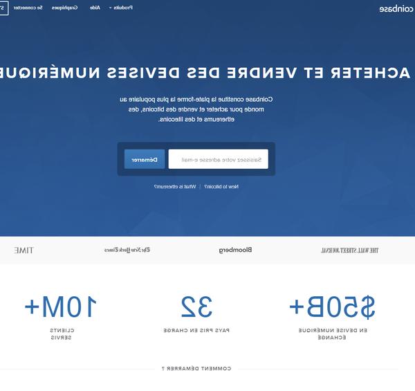 Comment envoyer de l'argent sur Coinbase ? | Acheter des Crypto Facilement
