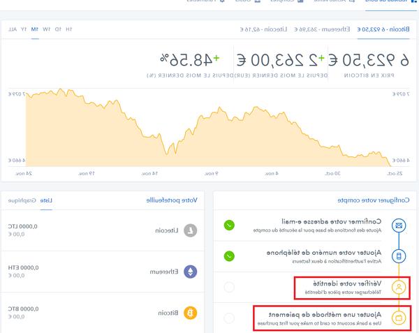 Comment créer un compte Coinbase ? | Investissement en cryptomonnaies